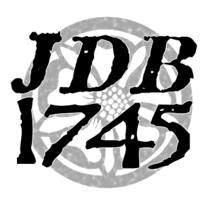 Jacobite Database Logo. Decorative.